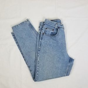 Vintage 80s 90s Women's Button Fly GUESS Jean's 1